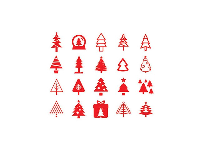 christmas icons 25 Free Christmas themed icon sets
