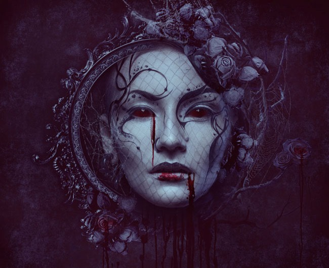 gothic 80 best Photoshop tutorials created in 2016