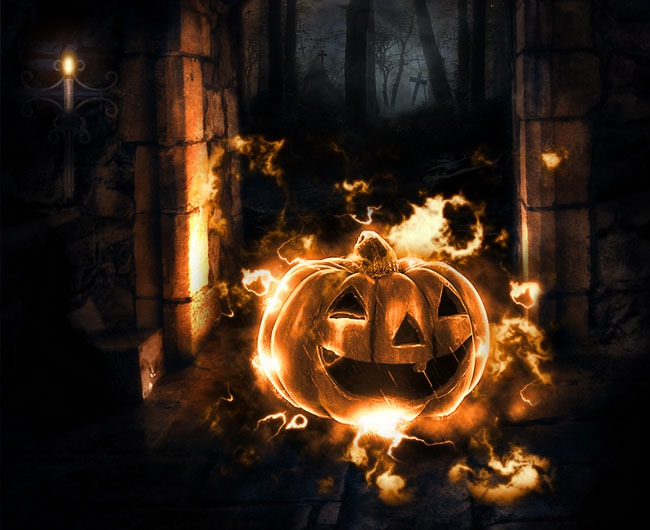 halloween 80 best Photoshop tutorials created in 2016