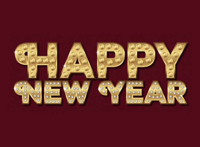 happy new year Best of the web for Design and Web Development December 2016