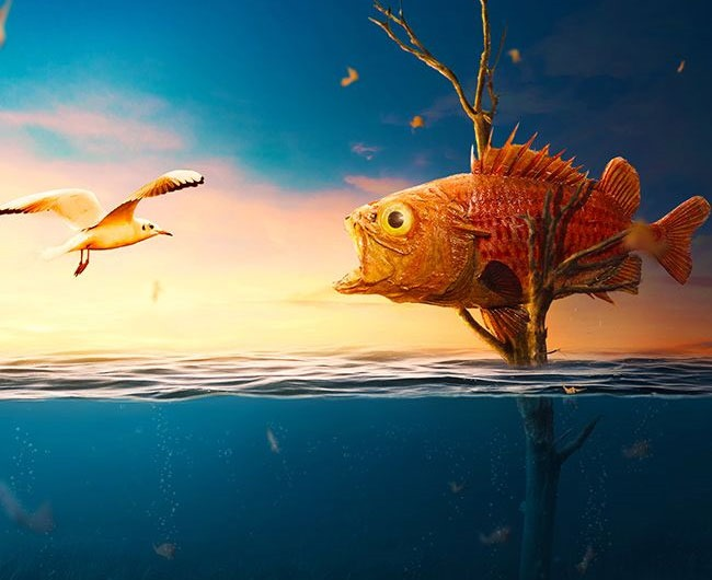 under water 80 best Photoshop tutorials created in 2016
