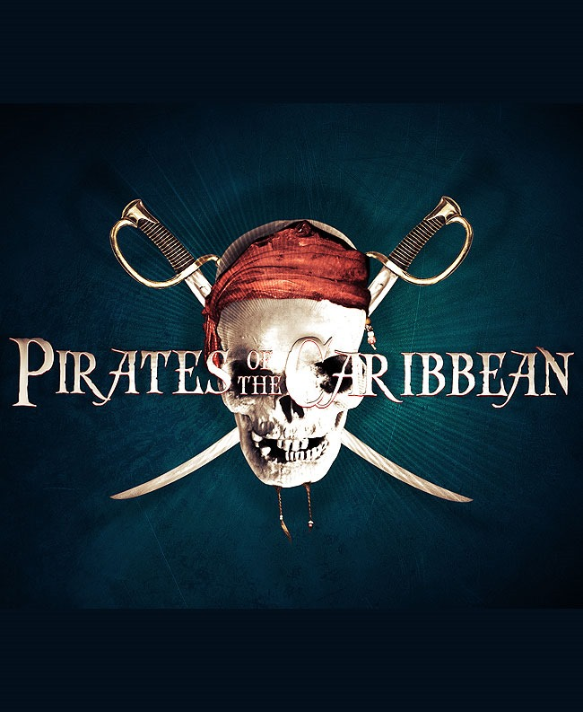 pirates 20 Photoshop tutorials for creating movie posters