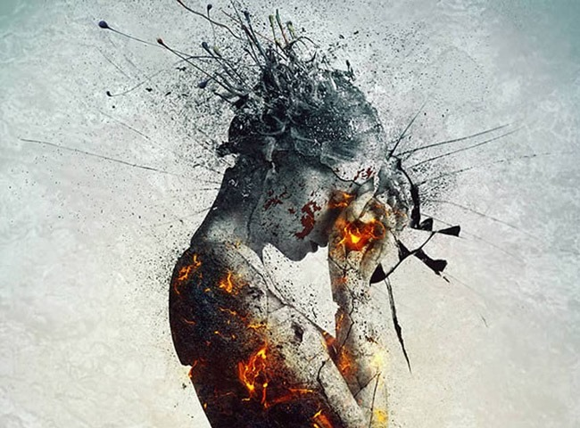 shattered statue Best of the web for Design and Web Development January 2017