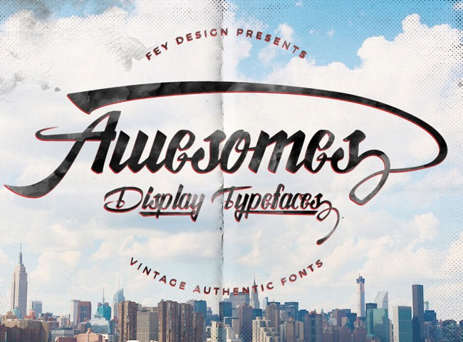 awsome 50 free must download Calligraphy fonts