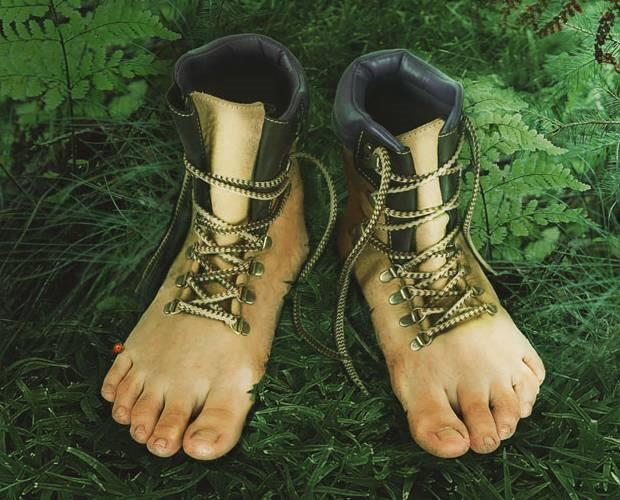 feet 40 Fresh new Photoshop tutorials from 2017