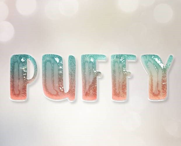 puffy 40 Fresh new Photoshop tutorials from 2017