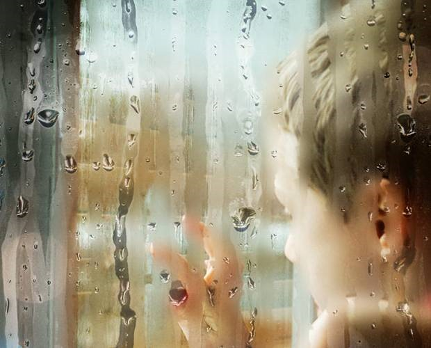 wet-glass