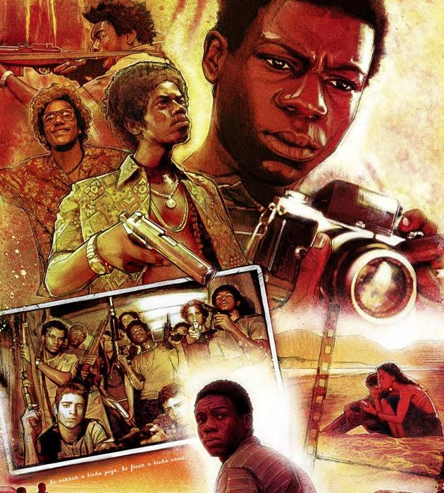 city of god 20 epic movie poster illustration designs