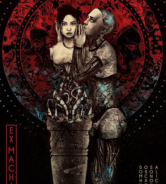 machina 20 epic movie poster illustration designs
