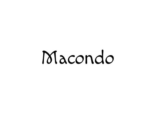 maconda