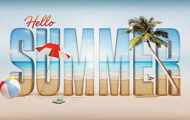 summer-text-effect