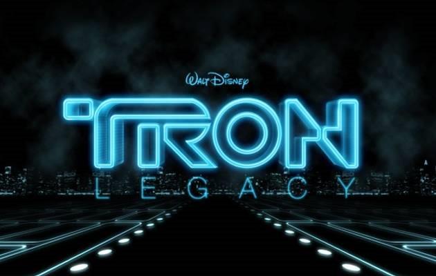 tron 80 amazing modern Photoshop text effect tutorials