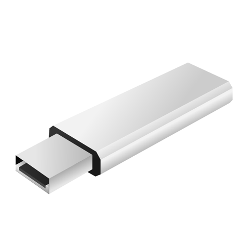13 How to create a an USB flash drive using illustrator