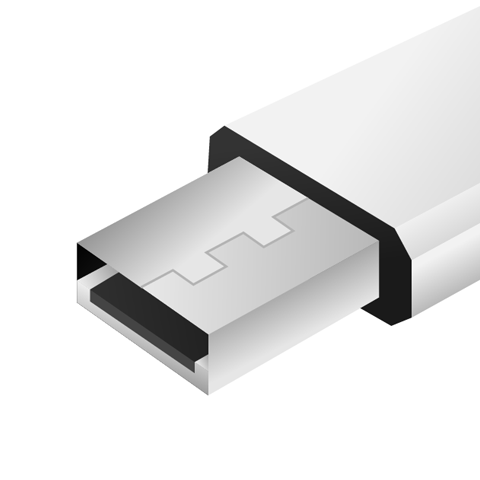 14 How to create a an USB flash drive using illustrator