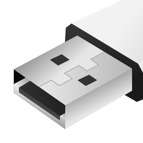 15 How to create a an USB flash drive using illustrator