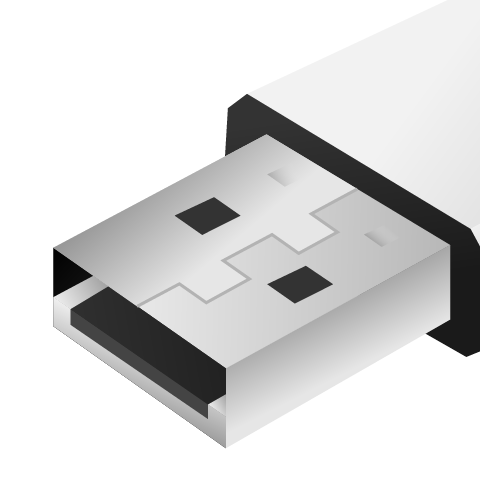 16 How to create a an USB flash drive using illustrator
