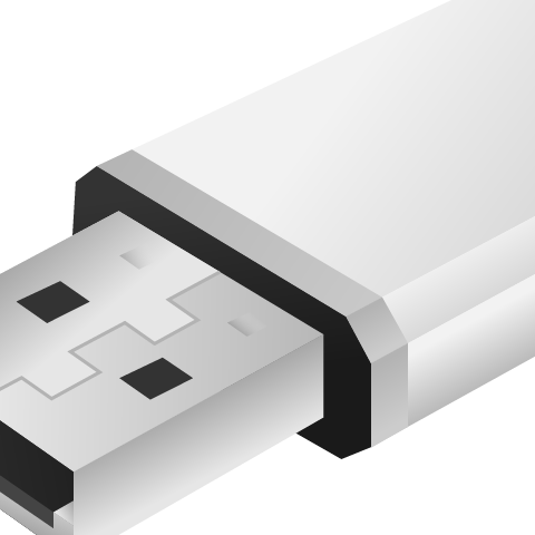 17 How to create a an USB flash drive using illustrator