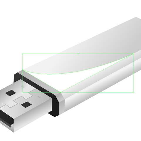 18 How to create a an USB flash drive using illustrator
