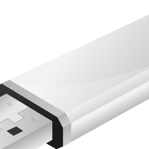 19 How to create a an USB flash drive using illustrator