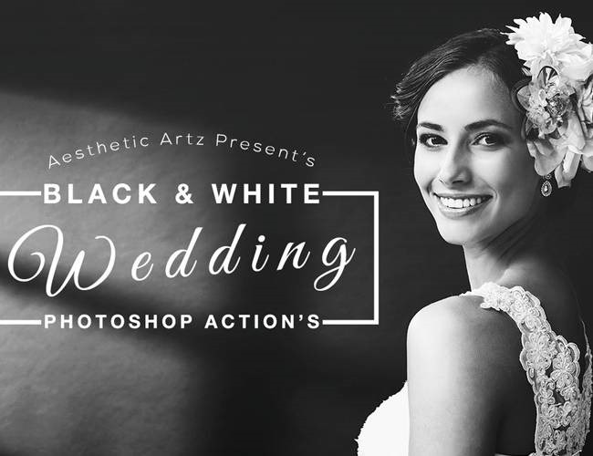 black 100 Must download free Photoshop actions (And everything else you should know)