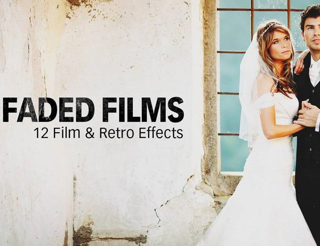 faded films effect 100 Must download free Photoshop actions (And everything else you should know)