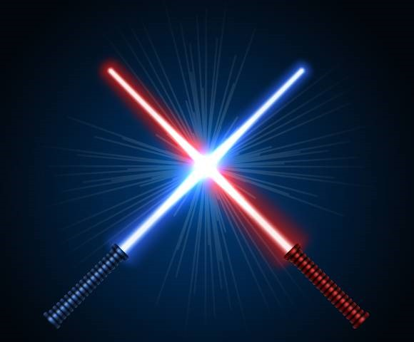 light saber Best of the web for Design and Web Development May 2017