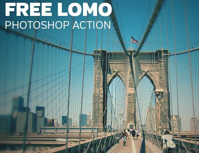 lomo action 100 Must download free Photoshop actions (And everything else you should know)