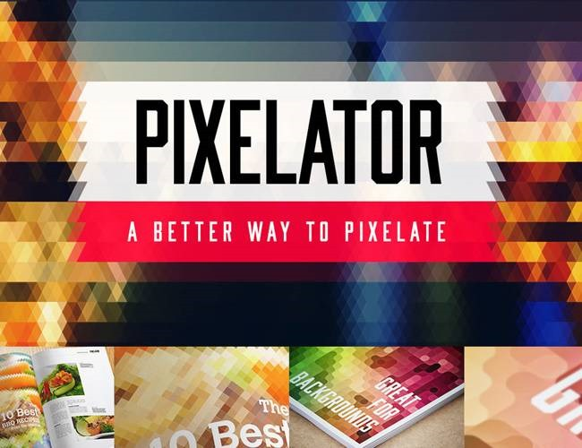 pixelator 100 Must download free Photoshop actions (And everything else you should know)