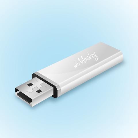 usb How to create a an USB flash drive using illustrator