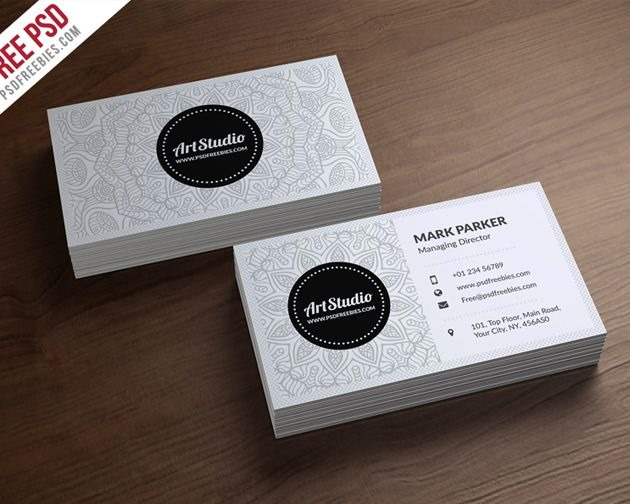 50 free psd business card template designs creative nerds creative business card reheart Image collections