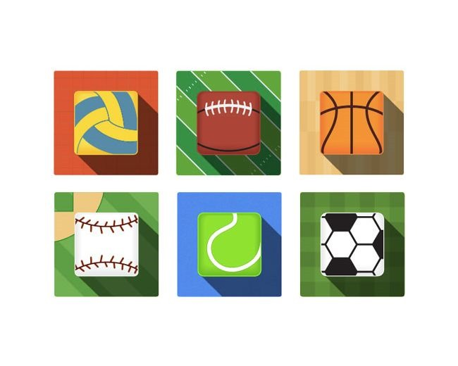 sports icons 70 Illustrator tutorials for creating icons