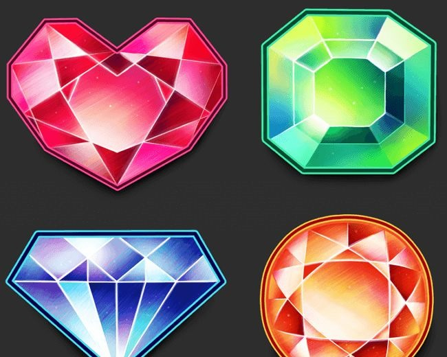 vibrant gem icons 70 Illustrator tutorials for creating icons