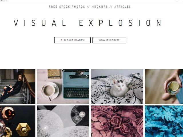 visual-explosion