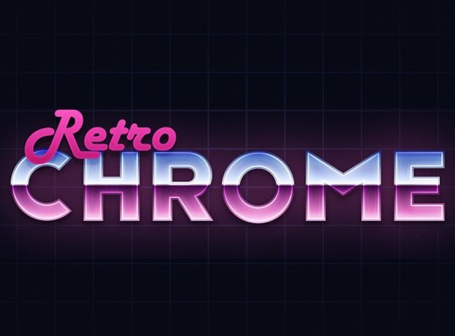 retro-chrome