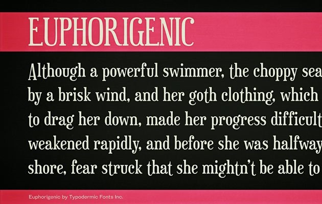 eurphorigenic