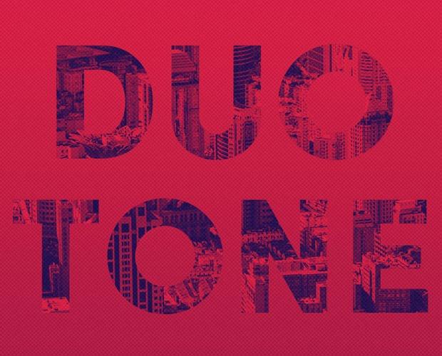 duo-tone