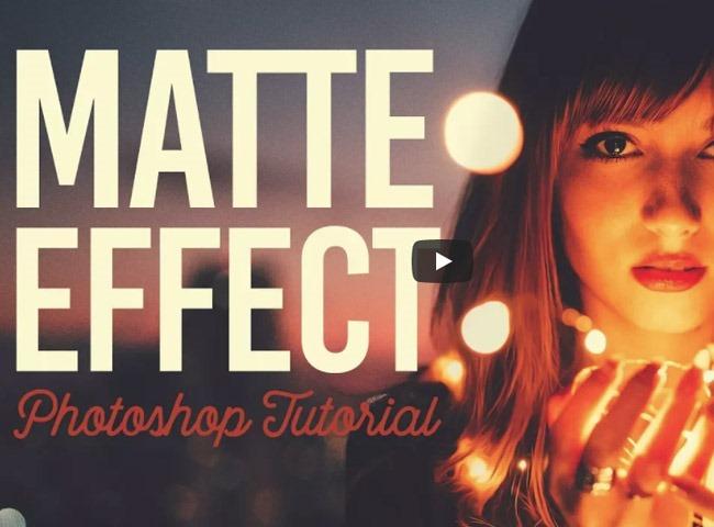 matte-effect