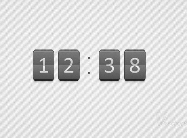 flip-clock