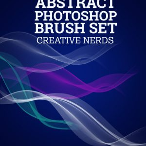 A Great Watercolour Strokes Photoshop Brush Set | Creative Nerds