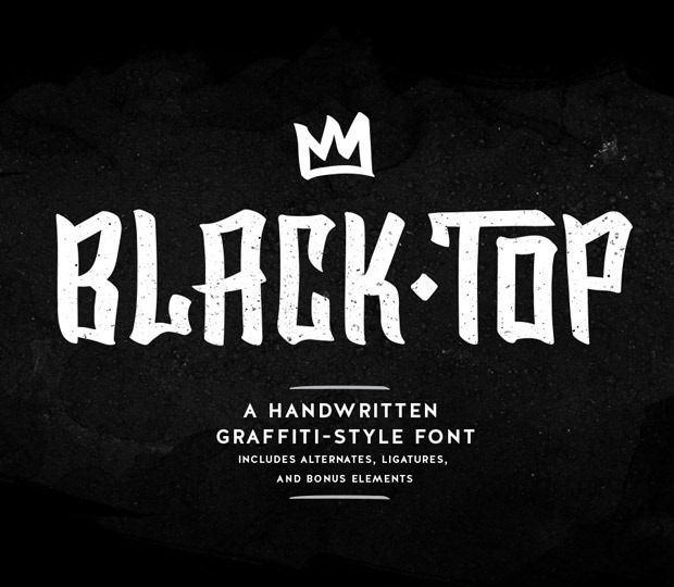 black-top
