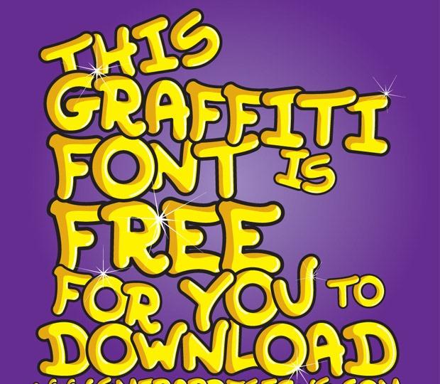 graffit-font