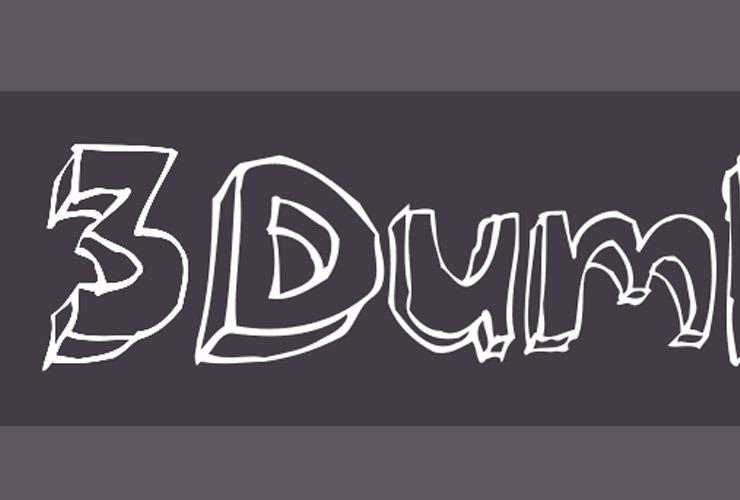 3d-dumb