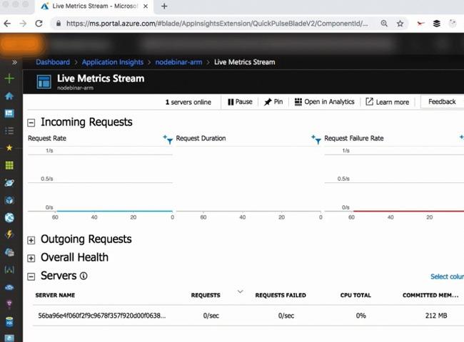 live-metrics