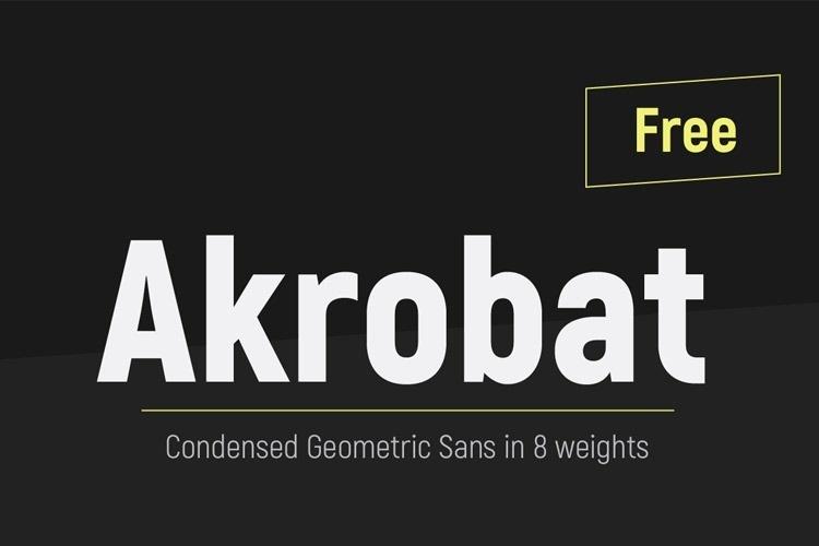 akrobat-free